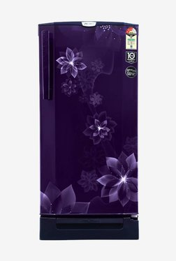 Godrej R D EPRO 205 TDF 3.2 190 L 3 Star Direct Cool Single Door Refrigerator (Jazz Purple)