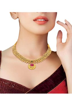 c874908f6816d Buy Candere by Kalyan Jewellers Necklaces - Upto 50% Off Online ...