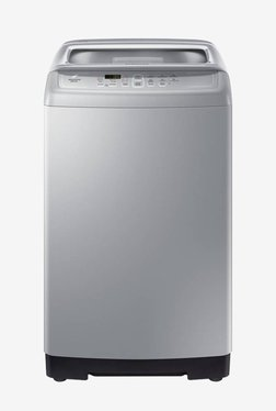 Samsung 6.5 Kg Fully Automatic Top Load Washing Machine  WA65M4100HY/TL,Silver  Samsung Electronics TATA CLIQ