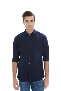 f5877e9c4ac Buy Lawman Pg3 Shirts - Upto 70% Off Online - TATA CLiQ