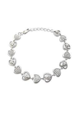 Silver Bangle Bracelets Buy Silver Bangle Bracelets Online In