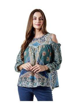 f4e17b1c5dd59 Buy Label Ritu Kumar Tops   Tunics - Upto 70% Off Online - TATA CLiQ
