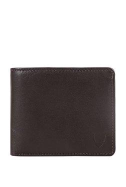 Hidesign 277 017 Sb (rf) Dark Brown Solid Rfid Bi-Fold Wallet