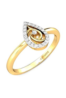 Candere by Kalyan Jewellers Rings | Buy Candere by Kalyan Jewellers