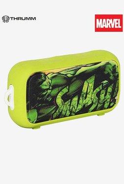 Thrumm Hulk Shield Waterproof Bluetooth Speaker (Multi-colour)