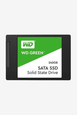 WD WDS240G2G0A 240 GB Solid State Drive (Green)