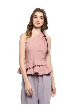 Kazo Pink Cotton Top