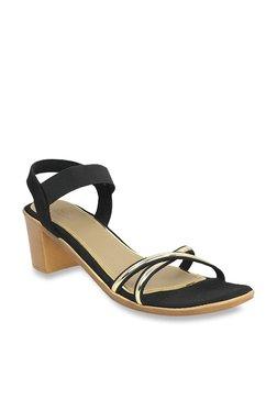 ebc3ef9ac20 Inc.5 Black   Black Sling Back Sandals
