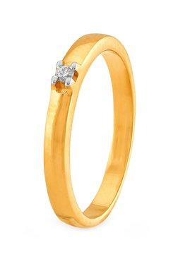 b7a3da5693bd3 Buy Tanishq Rings - Upto 30% Off Online - TATA CLiQ