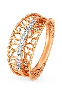 e26ce3bf4 Buy Tanishq Rings - Upto 30% Off Online - TATA CLiQ