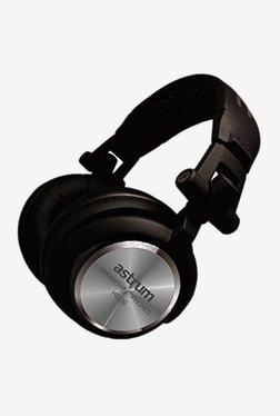 Astrum HS236 Raga DJ Over The Ear Headphone (Black)