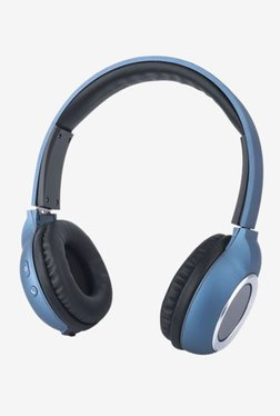 Astrum HT300 Over The Ear Wireless Headset With Mic (Blue)