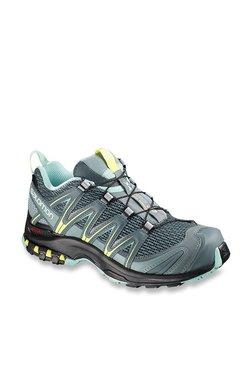 Salomon XA Pro 3D Trail Teal Green Running Shoes