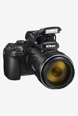 Nikon COOLPIX P1000 (24 - 3000mm (35mm Equivalent)) DSLR Camera 16GB Card + Camera Bag (Black)