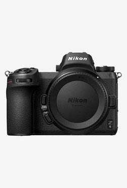 Nikon Z6 20.8MP DSLR Camera
