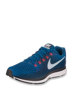 Nike Air Zoom Pegasus 34 Blue Jay Running Shoes