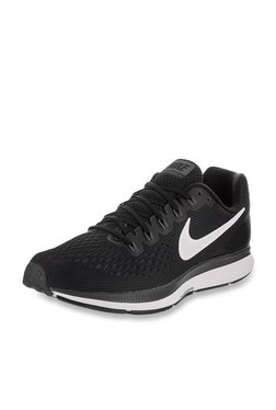 Nike Air Zoom Pegasus 34 Black Running Shoes
