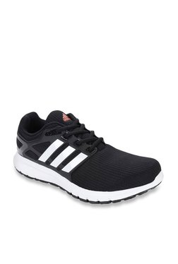 buy popular 8003e f1f83 Adidas Energy Cloud WTC Black Running Shoes