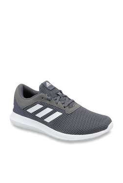 1ae9d5522 Adidas Element Refresh 3 Grey Running Shoes