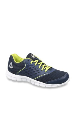 c56fe28b0 Reebok Guide Stride Run Navy Running Shoes