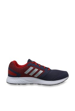 4de345a2e2 Adidas Adi Pacer 4 Navy   Red Running Shoes
