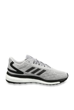 newest c73b3 86c0b Adidas Response LT Light Grey Running Shoes