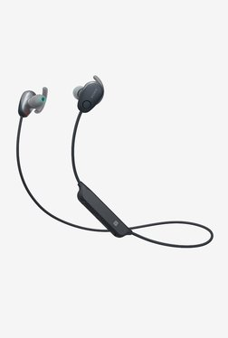 Sony WI-SP600N Bluetooth Earphone with Microphone (Black)