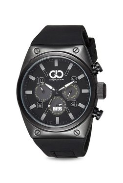 Gio Collection AD-0044-E Men In Black Analog Watch For Men