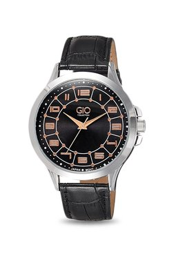 Gio Collection GIO EP-0516.4 Black (P9347) Analog Watch For Men