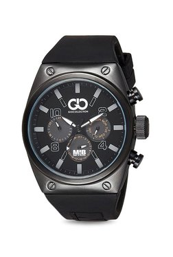 Gio Collection AD-0044-C Men In Black Analog Watch For Men
