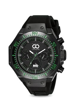 Gio Collection AD-0051-D Men In Black Analog Watch For Men