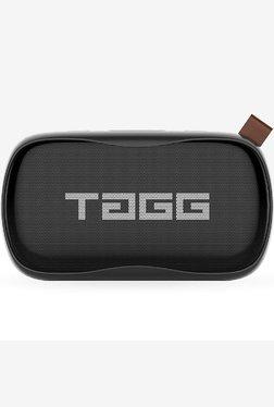 Tagg Flex 6 W Portable Wireless Bluetooth Speaker With Mic (Black)