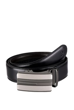 Kara Black & Brown PU Formal Belt