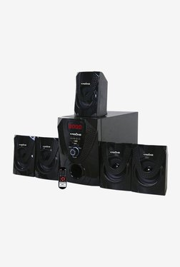 Krisons Nexon 5.1 Channel 160 W Home Theatre System (Black)