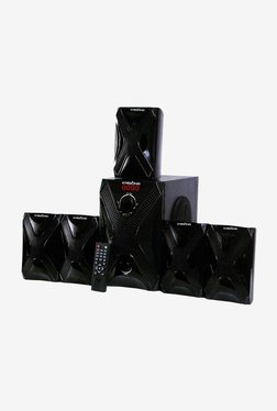 Krisons X-STREAM 5.1 Channel 160 W Home Theatre System (Black)