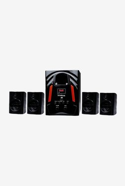 Krisons JAZZ 4.1 Channel 160 W Home Theatre System (Black)
