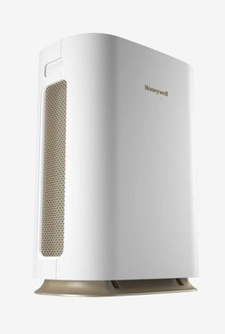 Honeywell Air Touch P 66W Air Purifier (White/Gold)