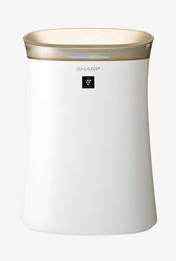Sharp FP-G50E-W Air Purifier (White/Gold)