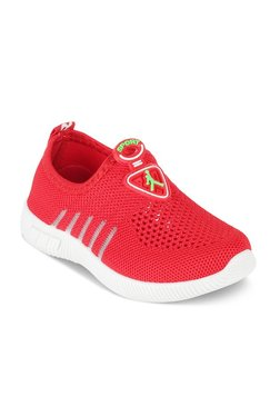 2e9c1067476a Kitten Kids Red Shoes