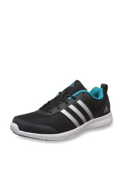 50c4c2bb133c2 Adidas Yking Black Running Shoes
