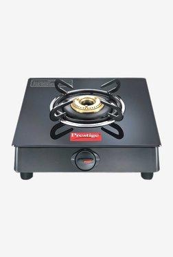 Prestige Marvel Plus 40003 GTM 01 1 Burners Gas Stove (Black)
