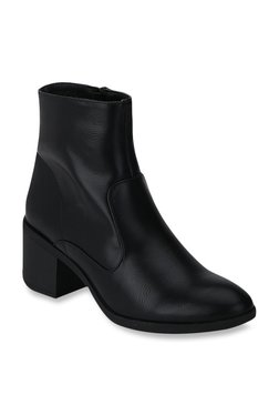 949508f4b99 Truffle Collection Black Casual Booties