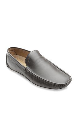 United Colors Of Benetton Dark Brown Casual Loafers