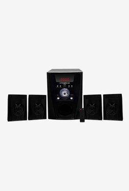Krisons Polo 4.1 Channel 160 W Home Theatre System (Black)