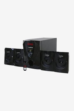 Krisons Nexon 4.1 Channel 160 W Home Theatre System (Black)