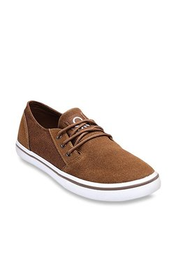 United Colors Of Benetton Brown Casual Sneakers