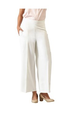 356f8ecfb Formal Pants For Women | Buy Women Formal Trousers Online In India ...