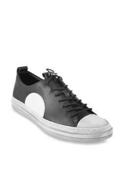 J. Fontini By Mochi Black & White Sneakers