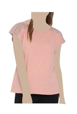 United Colors Of Benetton Pink Cotton Top
