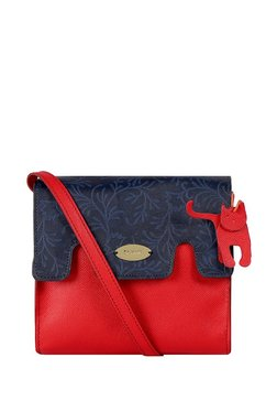 16e79c57bc39 St.Holii by Holii Ivy 02 Red   Navy Flap Sling Bag